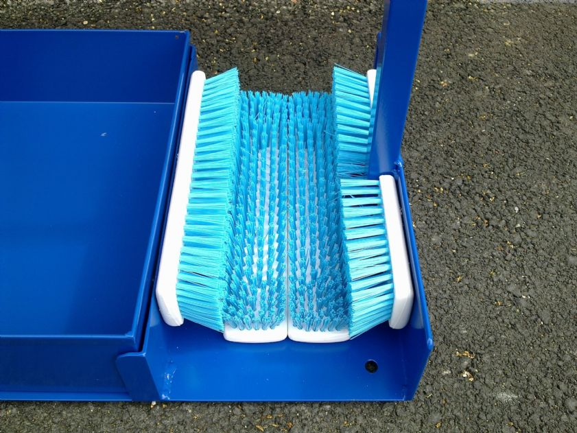 boot brush cleaner uk